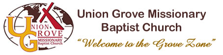 Union Grove Missionary Baptist Church - Warner Robins, GA