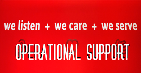 opeational supportSM