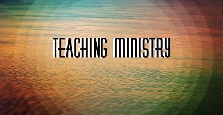 teaching MINISTRY_SM